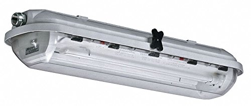 Nebulite NBAL-100W 100-277V 100W shoe box area led light fixture