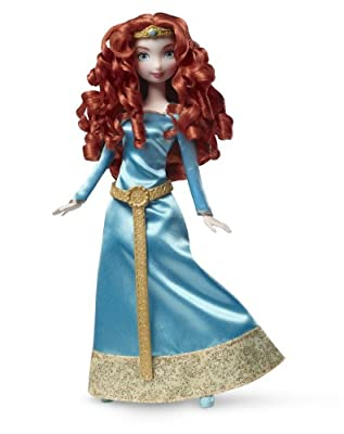 Disneypixar Brave Merida Doll by Mattel