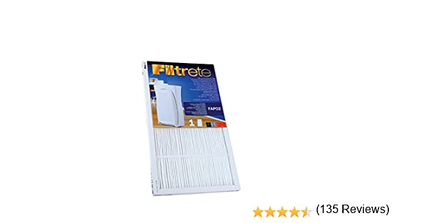 Filtrete FAPF02-(TM) del Filtro Repuesto para purificador de Aire Ultra Clean Pequeño: Amazon.es: Hogar