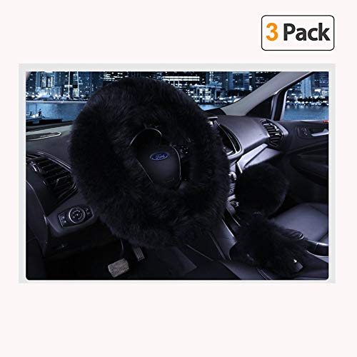 Buy black car accessories for women interior