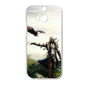 HTC One M8 phone case White Assassin's Creed DDRK5377731