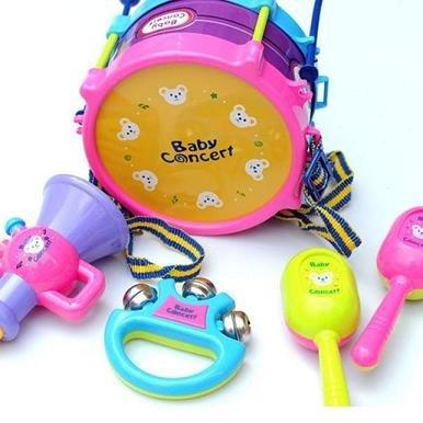 Toy Drum,Laimeng Children's Birthday Presents Musical Instrument Drum