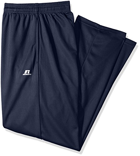 Russell Athletic Men's Big and Tall Dri-Power Pant, Navy, 3X