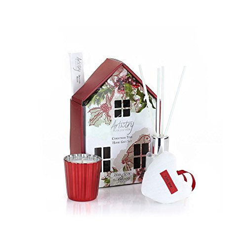 finest selection b829f eeca1 Enesco AB3015 Giftset - Diff Candle A.H. Christmas