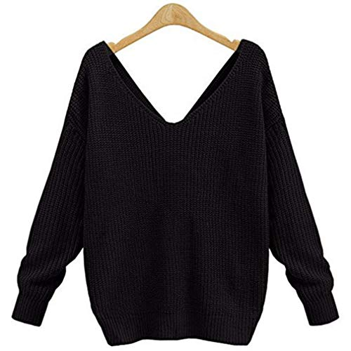 Pullover Femme Femme Tricot Tricot El Pullover El Bxqz7