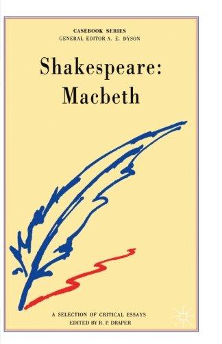 Shakespeare: Macbeth (Casebooks Series)