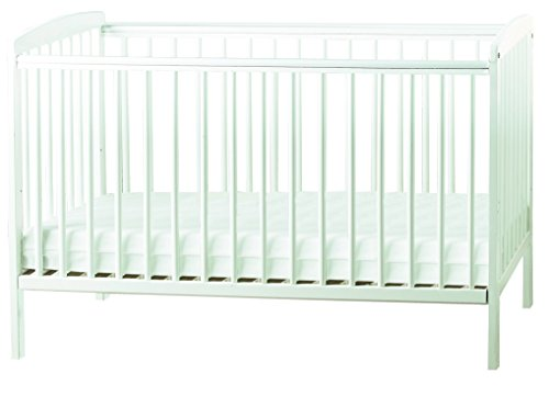 Kinder Valley Kai Cot (White)