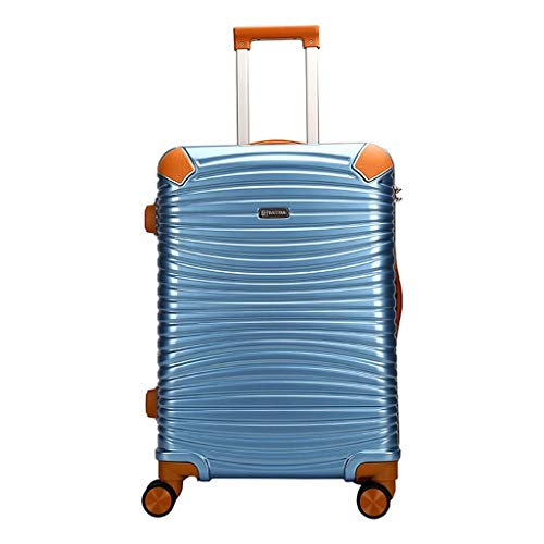 HX Suitcases with Wheels Lightweight Hard case with TSA Lock and 4 Rotating Wheels Travel Trolley Luggage Suitcase…