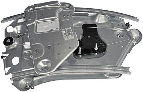 Dorman 752-285 Rear Passenger Side Power Window Regulator for Select Chrysler - Chrysler Regulator Rivets
