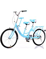 دراجة بيرنتس كيدز من تونجليكي، 22 بوصة، أزرق