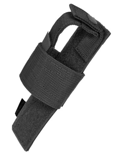 HAZARD 4 Stick-up Modular Velcro Universal Pistol/Gear Holster - Black