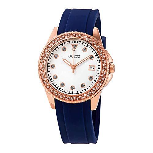 Guess Spritz Quartz White Dial Ladies Watch W1236L2