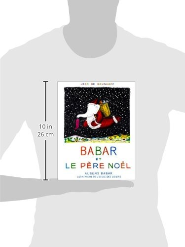 Babar et Le pere Noel  Babar and Santa Claus (French Edition) by French & European Pubns