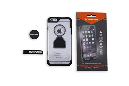 Rokform iPhone 6/6s Plus Protection Kit - Crystal (302320-PROTECT)