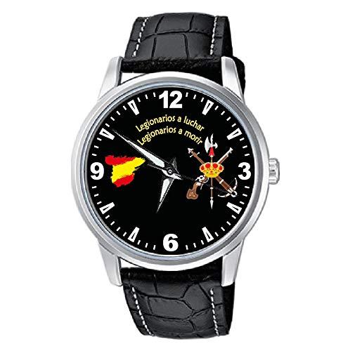 Reloj Bandera de España Legion