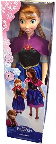 New- Disney Frozen My Size Anna Doll
