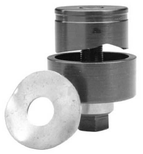 Greenlee 730PBB-2-5/8 Standard Round Knockout Punch Unit, 2-5/8-Inch by Greenlee