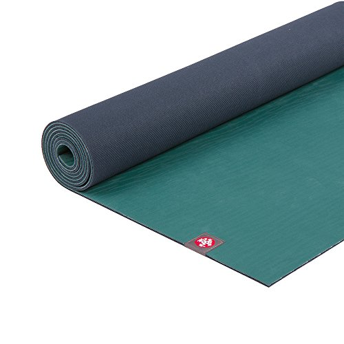 Manduka eKO Lite Yoga and Pilates Mat, Sage, 4mm, 68""