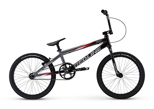Redline Bikes Proline Pro BMX Race Bike, Black, One Size
