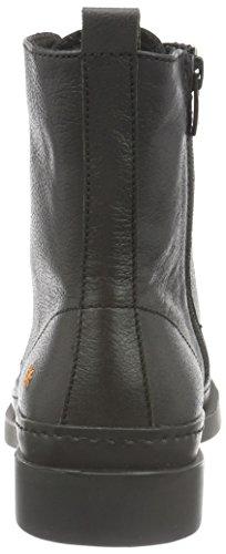 Art Damen Bonn Combat Boots Schwarz (zwart)