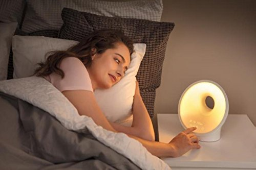 Philips Hf3650 Somneo Sleep Therapy Light Deals Coupons