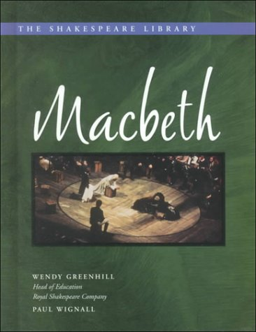 Read Online Macbeth (The Shakespeare Library) pdf epub