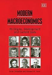 Modern Macroeconomics: It's Origins, Development and Current State