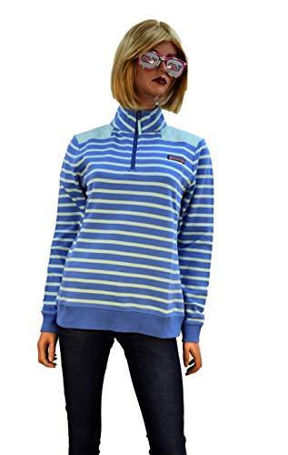 's Stripe Shep Shirt (S, Cornflower) ()