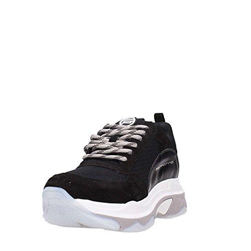 Femme Milano Super 35 Fornarina Sneakers Noir qORzvnwA