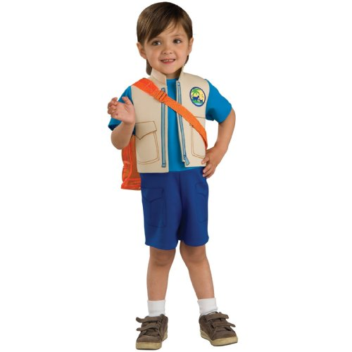 Diego Costume - Small - Diego Baby Costumes