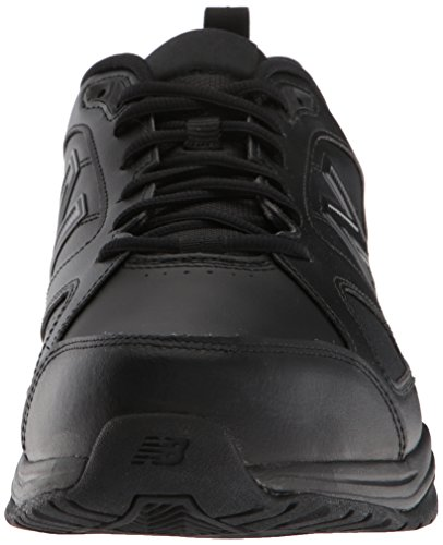 Nieuw Evenwicht Heren Mx623v3 Training Schoen Zwart Leder