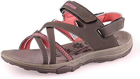 GRITION Hiking Sandals Women Comfort