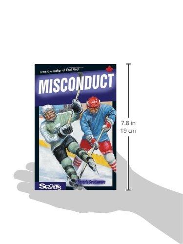 Misconduct (Lorimer Sports Stories)