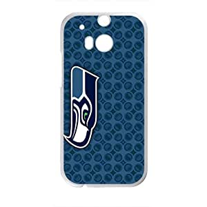 Seattle Seahawks Hot Seller Stylish Hard Case For HTC One M8