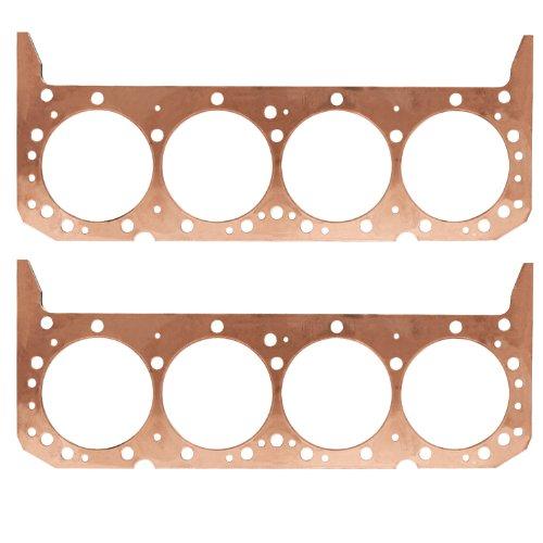 """SCE Gasket T13625 Titan 4.630"""" x 0.050"""" Copper Head Gasket - 2 Piece"""