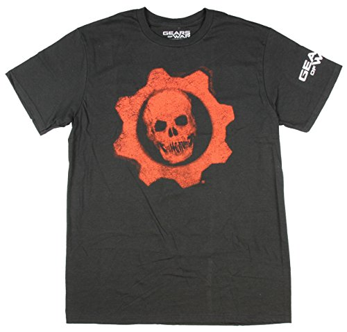 gears of war t shirt - 1