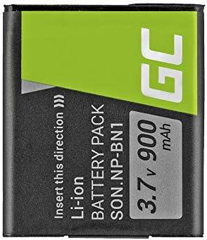 Green Cell Np Bn1 Kamera Akku Für Sony Cyber Shot Elektronik