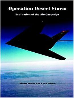 Book Operation Desert Storm