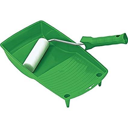 Nölle 704500 espuma de poliuretano/plástico pintura Set, verde/blanco, ...