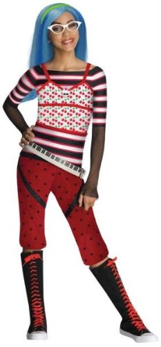 Costumes for All Occasions RU881361MD Mh Ghoulia Yelps Child Md -
