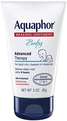 Eucerin Aquaphor Baby Healing Ointment - 3 Oz Tube Beiersdorf Inc