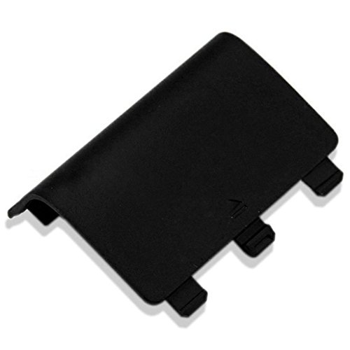 Creazy Battery Pack Back Cover Shell For Xbox One Wireless Controller (black) by CreazyDog® (Image #2)