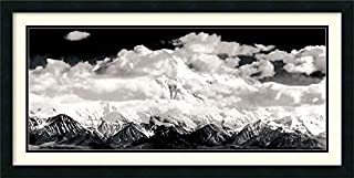 Framed Wall Art Print Mount McKinley Range, Clouds, Denali National Park, Alaska, 1948 by Ansel Adams 39.00 x 19.62 (B0040C1I8W) | Amazon price tracker / tracking, Amazon price history charts, Amazon price watches, Amazon price drop alerts