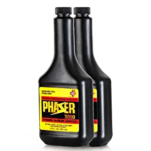 Phaser 3000 Ethanol Blend Fuel Additive - Stabilizer - Phase-Reversal 2 Pack