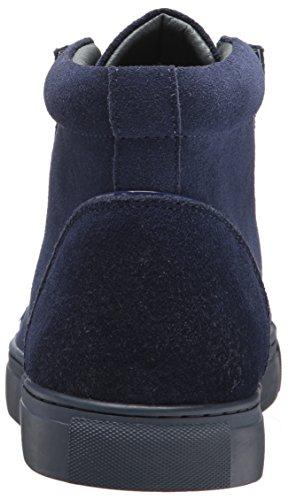... Engelsk Vaskerom Menns Grundy Mote Sneaker Navy ...