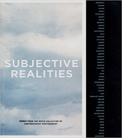 Book Subjective Realities by Lynne Cooke (2004-02-02)