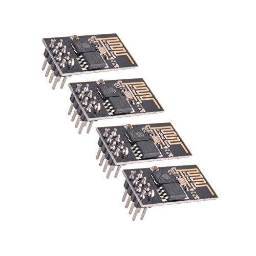 ESP8266 is a highly integrated chip designed for the needs of a new connected world. It offers a complete and self-contained Wi-Fi networking solution, allowing it to either host the application or to offload all Wi-Fi networking functions from anoth...