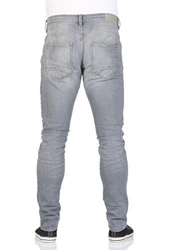 Ajustados Grey 1058 para Skinny Culver Denim Denim Hombre Grey Tom Jeans Tailor qYZzwxS