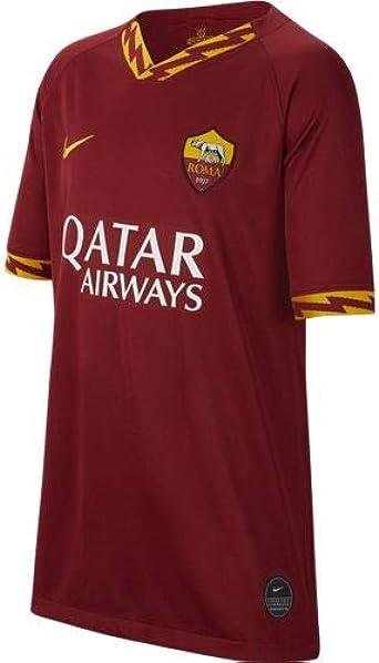 NIKE Camiseta Equipación Casa Stadium 2019/2020, Short Sleeve Top Unisex niños: Amazon.es: Ropa y accesorios
