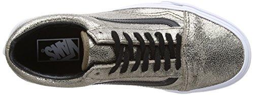 Vans U Old Skool, Unisex - Erwachsene Sneaker Braun - Marron (Bronze/Black)